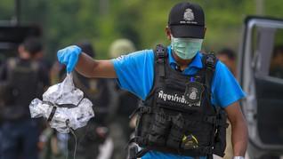 Bom Meledak di Pasar Pattani Thailand, Dua Tewas