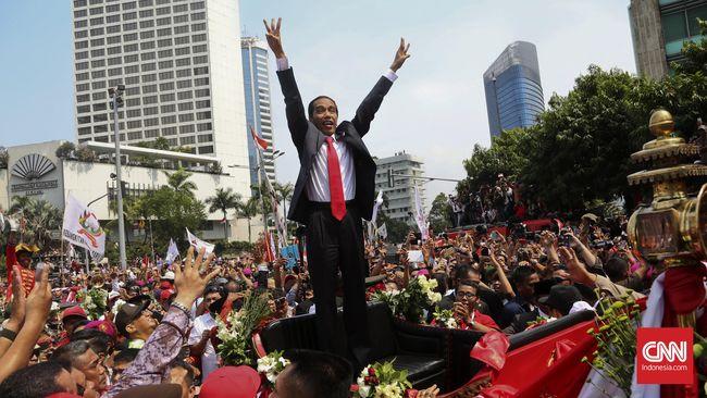 Survei: Jelang Pemilu Masih Banyak yang Tidak Tahu Nawacita