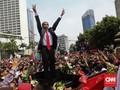Potret Momen Penting Setahun Jokowi