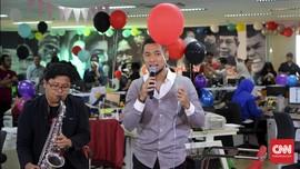 Marcell Nilai Ragam Genre di Java Jazz, Menyatukan Musik