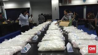 Medan Jadi Target Terbesar Peredaran Narkoba