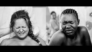 Wajah Para Ibu di Dunia saat Melahirkan