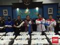 Peredaran 4 Kilogram Sabu ke Pulau Jawa Digagalkan