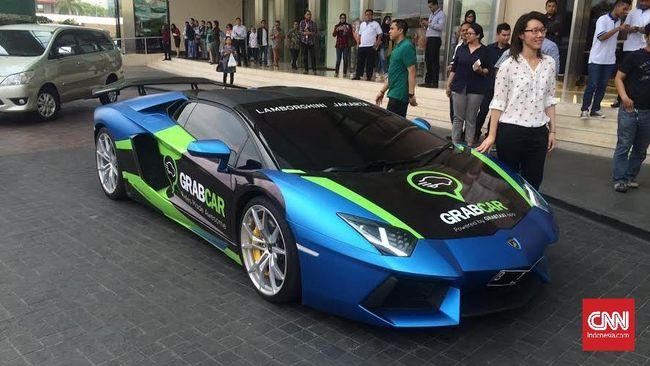 5.000 Mobil Rental Telah Bergabung di GrabCar