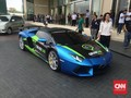 GrabCar Berikan Tumpangan Lamborghini Gratis