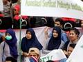 Polisi Siapkan Skenario Pengalihan Arus Demo Buruh