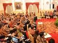Jokowi Dorong Pembentukan Holding BUMN Sektoral