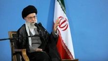 Pemimpin Iran Disebut Setujui Serangan Drone ke Kilang Saudi