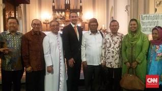Menlu Denmark: Indonesia Panutan bagi Negara Muslim di Dunia
