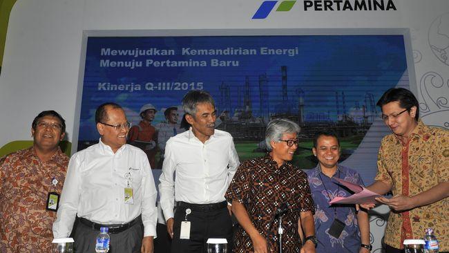 Wacana <i>Holding</i> BUMN Migas Mulai Menuai Kontroversi