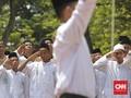 Presiden Jokowi Yakin Hari Santri Tak Munculkan Sekat Sosial