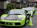 Giliran Warga Inggris Dikejutkan Taksi Lamborghini Hurricane