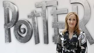 JK Rowling Bantu Bintang 'Harry Potter' Hadapi Anorexia