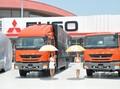 Pencapaian Mitsubishi Fuso pada Kuartal I 2018