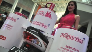 Bright Gas 3 Kg Siap Beredar Maret 2018