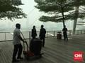 Warga Singapura: Asap Indonesia Tutupi Keindahan Teluk Marina