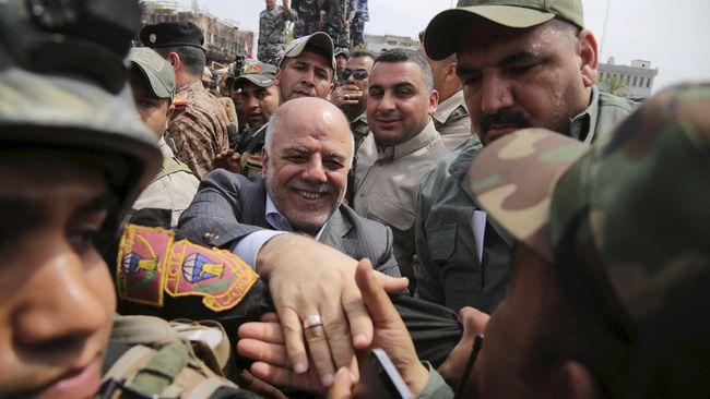 Irak Umumkan Kemenangan Melawan ISIS