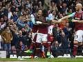 Zarate Buat West Ham Unggul 1-0 Atas Chelsea di Babak Pertama