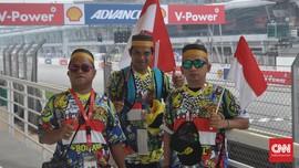 Penonton Indonesia Iri Lihat MotoGP Malaysia