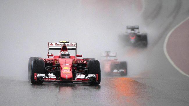 Kualifikasi F1 GP Amerika Serikat Dipindah ke Minggu
