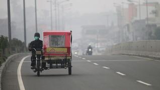 Virus Corona Kian Mewabah, Medan Tutup 12 Jalan Protokol