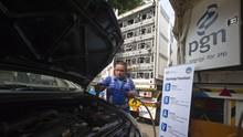 PGN Buka Peluang Kerek Impor untuk Tekan Harga Gas Industri
