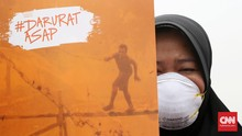 Masker Terbaik untuk Lindungi Pernapasan dari Kabut Asap