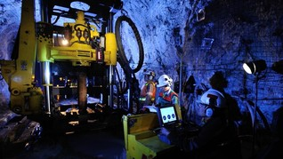 Tak Bangun Smelter, DPR Setuju Penalti Bagi Freeport Dkk