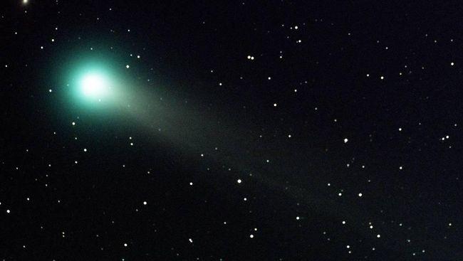 NASA Deteksi Sebuah Komet Mendekati Bumi Teknologi • 4 jam yang lalu - CNN Indonesia