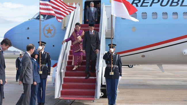 Empat Hari di Amerika, Jokowi Bakal Kantongi US$ 22,19 Miliar