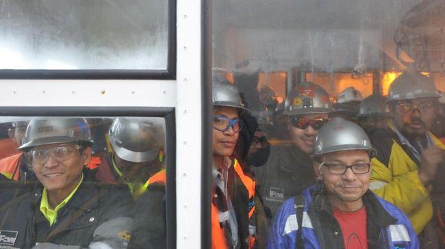 Ekspor Macet, Freeport Mulai Singgung Opsi Rumahkan Karyawan