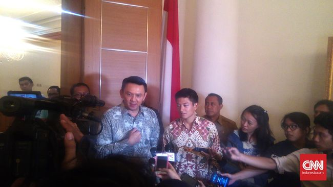 Rio Haryanto Ikut Beri Dukungan untuk Ahok