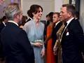 'Spectre' Disemarakkan Keluarga Kerajaan Inggris