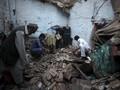 Gempa Meluluhlantakkan Wilayah Afghanistan dan Pakistan