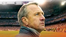 Profil Johan Cruyff: 'Otak' Total Football dan Tiki-Taka