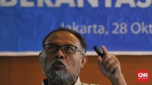 Bambang Widjojanto Kritik Kinerja Ketua KPK Firli Bahuri