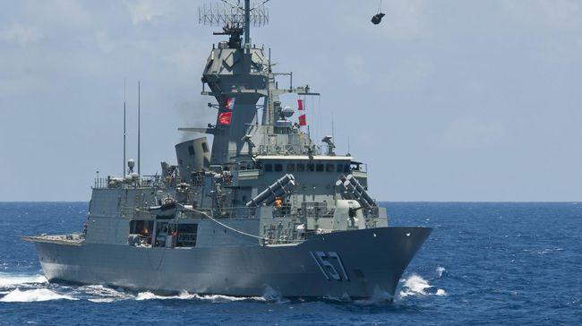 Protes LCS, AS Tak Undang China ke Latihan Maritim Terbesar