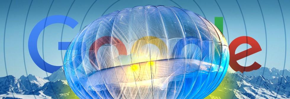 Balon Internet Google di Indonesia