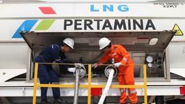Pertamina-Grup Kalla Bangun Kompleks LNG Terpadu di Serang