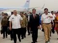 Jokowi 'Numpang' di Kantor Bupati OKI Sumsel Sampai Sabtu