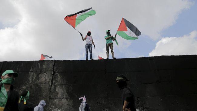 Palestina Sebut Arab Tak Peduli Soal Konflik dengan Israel