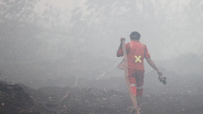 KontraS: Ada Pelanggaran HAM di Bencana Kabut Asap