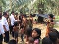 Istana: Foto Presiden dan Suku Anak Dalam Bukan Rekayasa