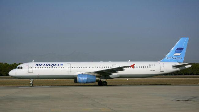 Intelijen Temukan Indikasi Bom Dibawa Masuk ke Pesawat Rusia