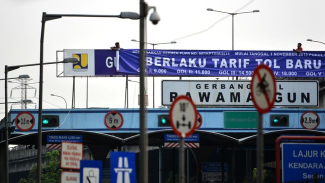 BPK 'Cium' Permasalahan dalam Penetapan Tarif Tol
