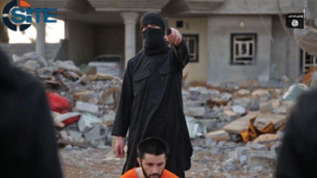 Warga Inggris Kembali Teridentifikasi di Video Eksekusi ISIS