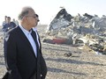 Tim Rusia Mulai Penyelidikan Kecelakaan Pesawat di Mesir