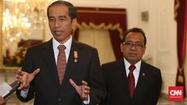 Jokowi: Jagoan Bener Pratikno Jika Bisa Intervensi Golkar