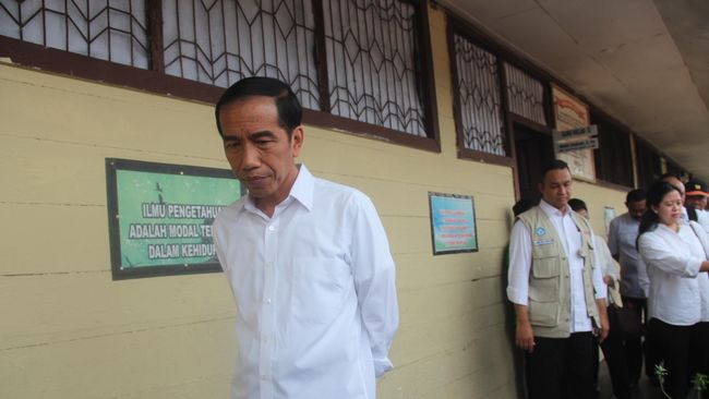 Jokowi Tinjau Empat Daerah di Kalteng untuk Ibu Kota Baru