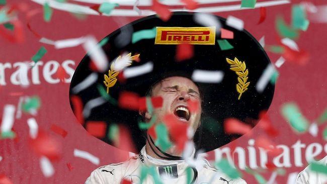 Nico Rosberg Tercepat di FP3 GP Abu Dhabi